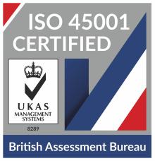 ISO45001:2018 Logo